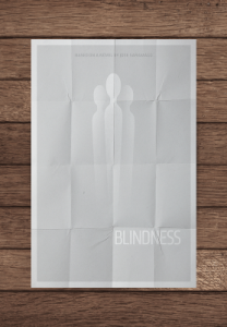 MockUpBlindnessPNG 208x300 Minimalist movie posters #1
